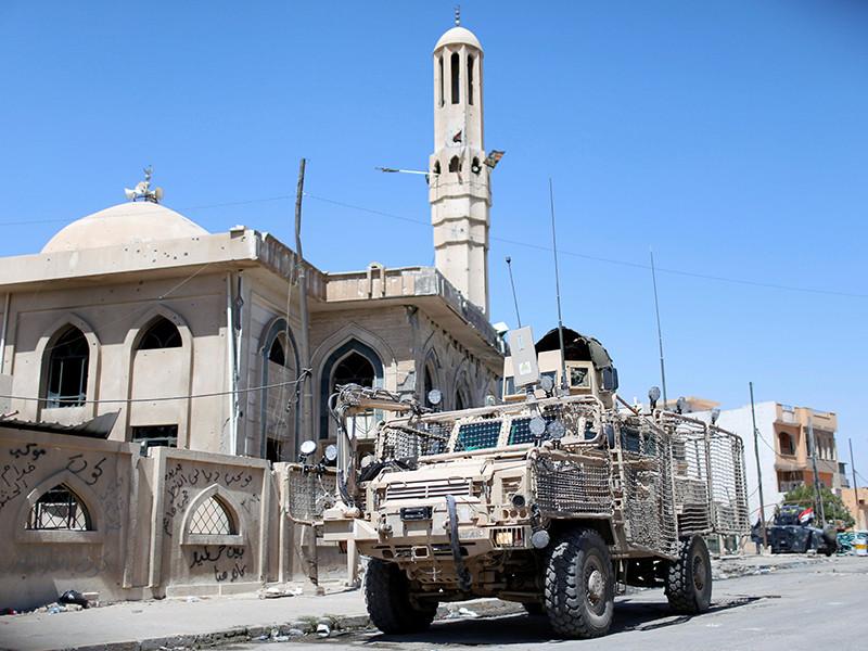 Иракские войска объявили об освобождении от боевиков Мосула