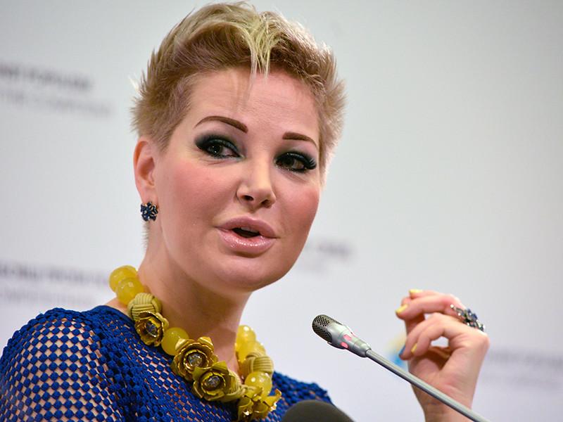 Вдова убитого в Киеве бывшего депутата Госдумы Дениса Вороненкова Мария Максакова не считает, что его смерть была нужна президенту РФ Владимиру Путину