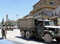 В Ливане смертники ранили семерых военных во время рейдов в сирийских лагерях беженцев