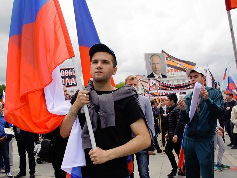 Американские власти впервые за последние 25 лет не направили в Москву официальное поздравление с Днем России