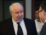 Макфол анонсировал уход Кисляка с поста посла России в США
