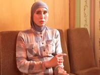 Амина Окуева, остановившая убийцу своего мужа Адама Осмаева, рассказала о нападении и о киллере (ВИДЕО)