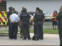 Стрельба произошла в индустриальном пригороде Орландо, расположенном к северо-востоку от центра города