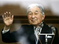 Парламент Японии принял закон об отречении императора