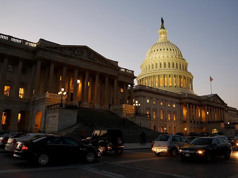 Сенат США большинством голосов одобрил законопроект, предусматривающий ужесточение антироссийских санкций