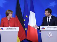 Решение о продлении санкций было принято единогласно и увязано с докладом президента Франции Эмманюэля Макрона и канцлера Германии Ангелы Меркель по поводу выполнения минских соглашений на саммите лидеров стран ЕС 22-23 июня