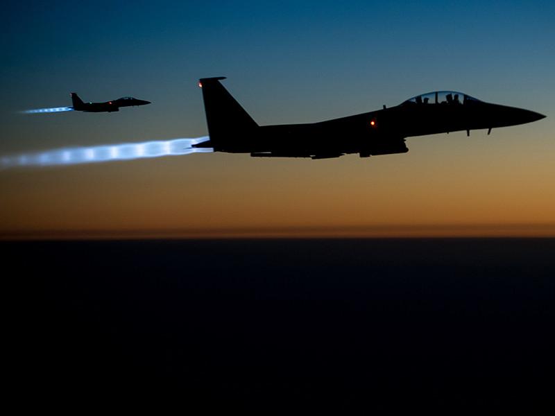 Пентагон решил переместить американские самолеты в Сирии после обещания Минобороны РФ направить на них средства ПВО