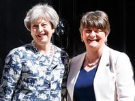 Заручившись поддержкой DUP, Мэй выразила уверенность в успехе Brexit