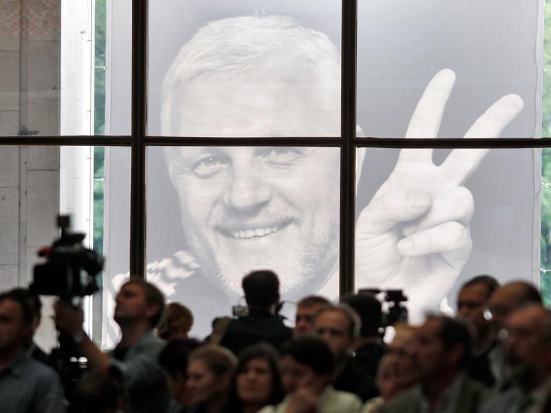 Имя журналиста Павла Шеремета, погибшего в Киеве в июле прошлого года, внесли в мемориал Музея новостей Newseum в Вашингтоне наряду с 13 другими представителями СМИ, погибшими в 2016 году