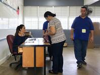 Согласно данным, опубликованным на сайте референдума, на избирательные участки пришли в общей сложности около четверти жителей, имеющих права голоса
