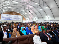 Сомалиец-таксист из Финляндии стал на родине вице-спикером парламента
