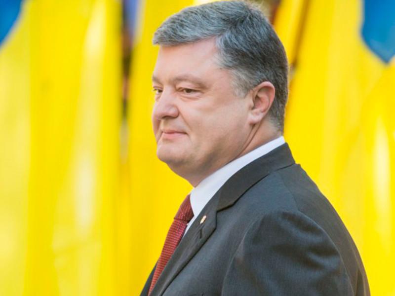 Порошенко осознал потерю Крыма и велел внести изменения в конституцию Украины