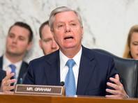 Сенаторы намерены заблокировать попытки президента и добиться ужесточения санкций, сообщил сенатор от Южной Каролины Линдси Грэм