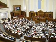 На Украине принят закон о стремлении к членству в НАТО