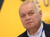 """Сам Киселев прокомментировал решение суда в статье на сайте """"РИА Новости"""". Он напомнил, что разбирательство по его иску к ЕС затянулось на два года. Только на формулировку вердикта суд потратил почти девять месяцев"""
