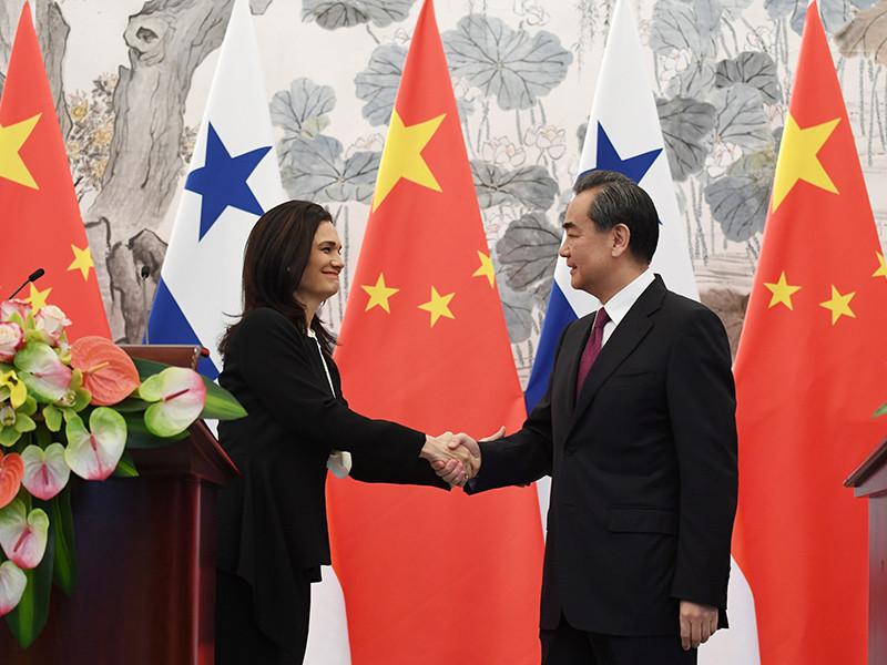 Панама установила дипломатические отношения с Китайской Народной Республикой