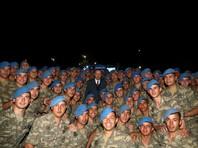 Эрдоган одобрил отправку в Катар дополнительного контингента турецких военных