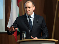 Президент Болгарии поддержит меры по снятию с России санкций