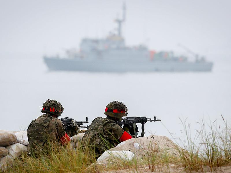 Крупнейшие в этом году морские учения НАТО Baltops стартуют у берегов Польши