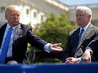 Глава Минюста США предлагал Трампу отправить его в отставку