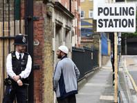 Выборы прошли в условиях повышенных мер безопасности