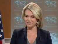 Госдепартамент США отказался приводить доказательства наличия у Башара Асада химического оружия и подготовки атаки