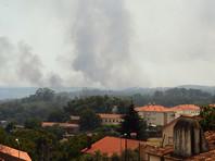 Россиян нет среди жертв пожара в Португалии, заявил Ростуризм