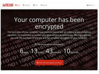 В США и Франции начато расследование масштабной атаки вируса-вымогателя Petya