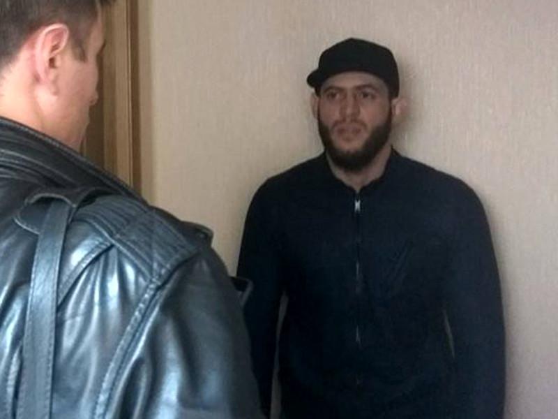 Задержанного в Белоруссии Амриева увезли из РОВД в неизвестном направлении