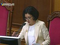 """Вице-спикер украинской Рады объявила голодовку из-за """"мусорного кризиса"""" во Львове"""