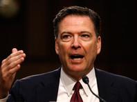 Бывший директор ФБР впервые дал показания на слушаниях в сенате по делу России