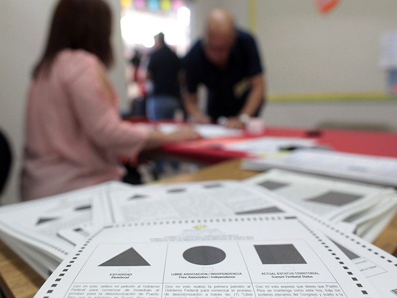 Жители Пуэрто-Рико на референдуме высказались за вхождение в состав США