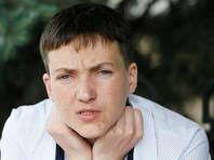 В Николаеве радикалы забросали Надежду Савченко яйцами (ВИДЕО)