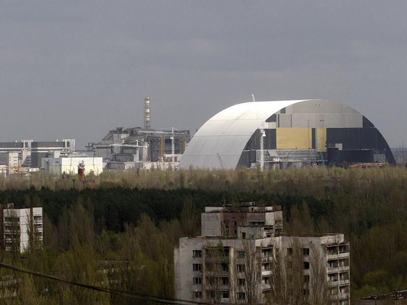 Государственная инспекция ядерного регулирования Украины сообщила о задымлении в одном из помещений третьего энергоблока на Чернобыльской АЭС