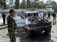 В Пакистане 11 человек погибли при атаке смертника на офис полиции, местные власти обвинили в теракте Индию