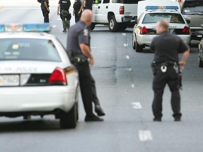 В американском городе Монтгомери Вилладж (штат Мэриленд) произошло двойное убийство школьников одного из местных учебных заведений