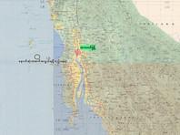 Контакт с самолетом наземный персонал потерял примерно в 13:35 по местному времени (7:05 по Гринвичу), когда он был приблизительно в 20 милях к западу от города Тавой