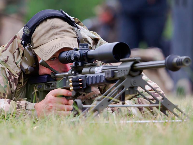 Убил двух зайцев: канадский снайпер в Ираке застрелил боевика и установил мировой рекорд