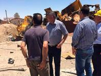 В сообщении сайта главного управления геологии и минеральных ресурсов Сирии говорится, что компания начала восстановление и подготовку к добыче сырья на фосфатных разработках Эш-Шаркия и Хнейфис