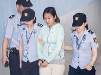 Чон Ю Ра освободили из-под стражи. Ее задержали 31 мая на борту самолета, следовавшего из Амстердама в Сеул
