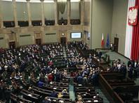 Сейм Польши принял законопроект о сносе памятников, прославляющих коммунизм