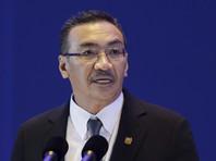 Министр обороны Малайзии Хишаммуддин Хусейн