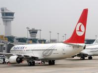 Молния ударила в самолет, направлявшийся из Стамбула в Тбилиси