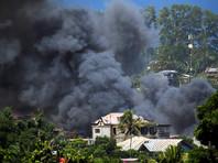Спецназ США помогает освободить захваченный экстремистами город на Филиппинах
