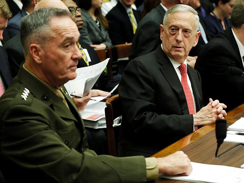 Министр обороны США Джеймс Мэттис шокирован нынешним уровнем боеготовности американских войск. Об этом он сам заявил накануне, 12 июня, на слушаниях в конгрессе
