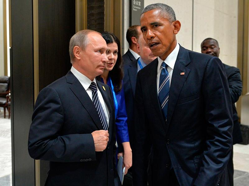 The Washington Post узнала о конфликте между Путиным и Обамой: первый санкционировал кибератаки, второй придумал зеркальный ответ