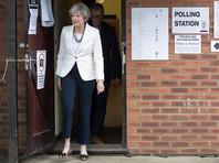 Британские консерваторы лишились парламентского большинства