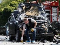 """По словам директора департамента коммуникации МВД Украины, на месте происшествия работает оперативно-следственная группа для того, чтобы собрать улики, однако """"по той картине преступления, которую мы имеем сейчас, очевидно, что сработало взрывное устройство"""""""