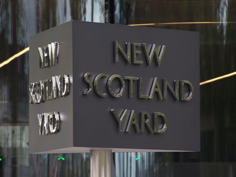 Скотленд-Ярд сообщил о задержании седьмого подозреваемого по делу о теракте