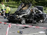 Минобороны Украины подтвердило гибель полковника военной разведки при взрыве автомобиля в Киеве